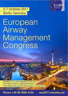 European Airway Management Congress 2017