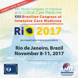 13 World Congress of Intensive and Critical Care Medicine