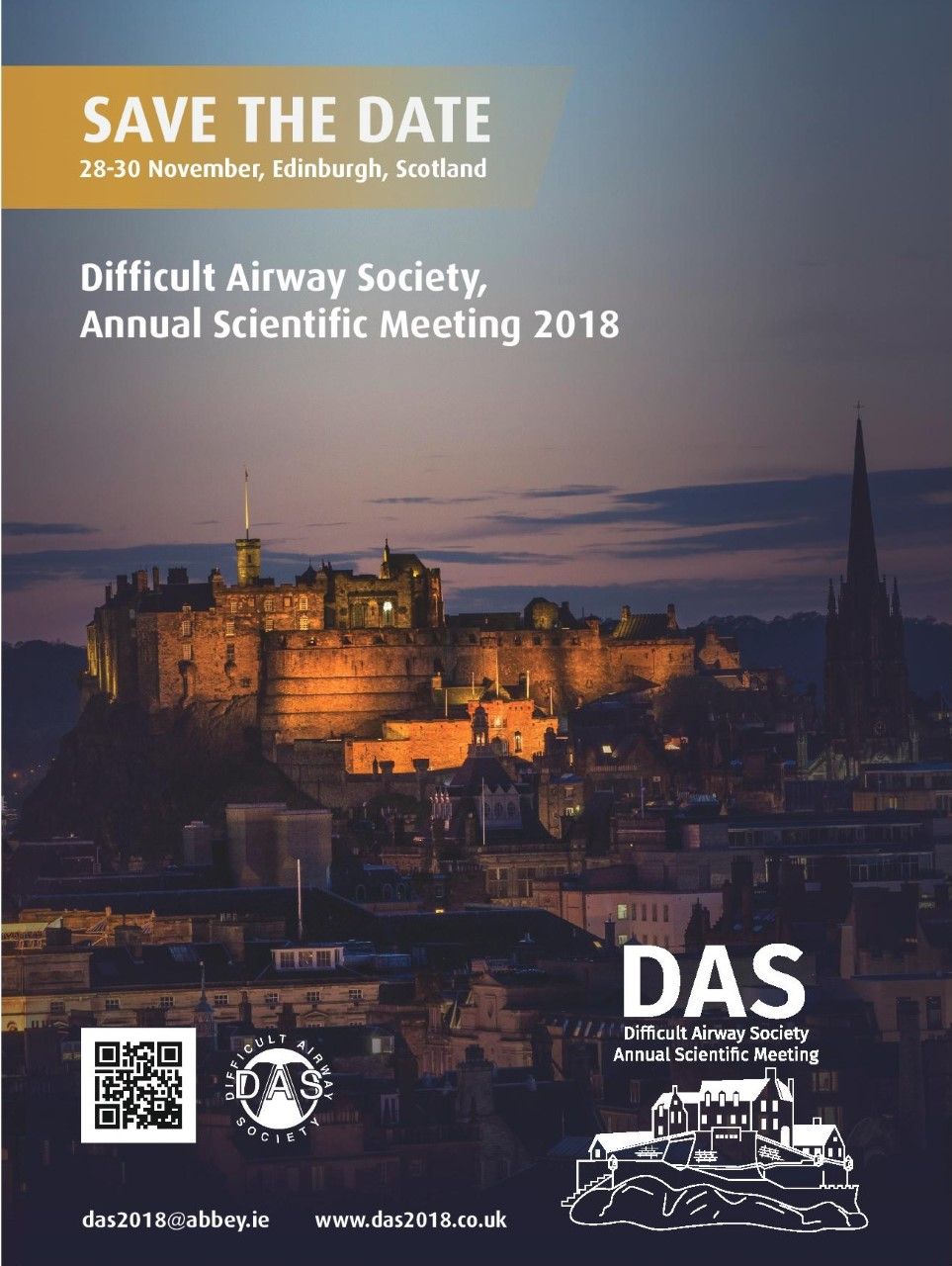 Difficult Airway Society Annual Scientific Meeting 2018